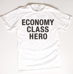 Virgin : Economy Class Hero T-shirts | Sumally