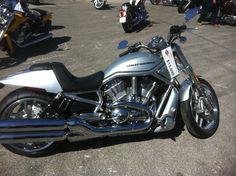 Harley Davidson VRod Motorcycle