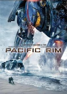 Pacific Rim, Movie on DVD, Action
