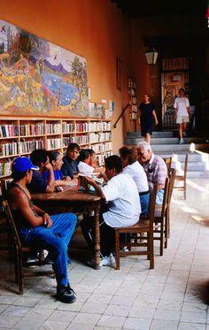 Biblioteca Publica, San Miguel de Allende
