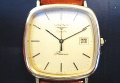 Longines 【ロンジン】アンティーク クォーツ 1 時計 Watch Antique ¥10000yen 〆08月14日