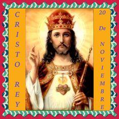 Feliz Día de Cristo Rey  https://instagram.com/p/BNCkPpLhVo3/