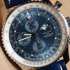 Breitling Navitimer 1461 Limited Edition Blue