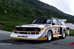 Audi S1 quattro in Forza Motorsport 4. Photo by Forza Motorsport 4.