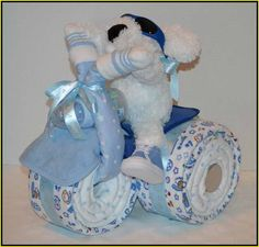 Creative Baby Shower Gift Ideas For Boys