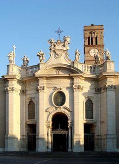 Italy  Catholic Church