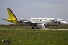 Airbus A319 - MSN 1089 - D-AKNM @ Aeroporto di Verona © Piti Spotter Club Verona