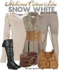 Once Upon a Time: Snow White fashion
