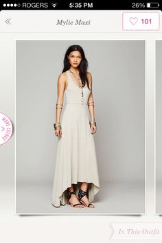 LOVE IT! $88.00 free people