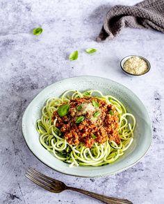 Raw Vegan Bolognese • Green Evi