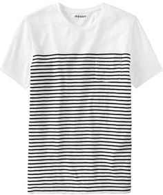 Old Navy Men's Striped Pocket Tees on shopstyle.com.au