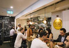 MR BAO Sydney, Bao, Places To Eat, Restaurant, Diner Restaurant, Restaurants, Dining