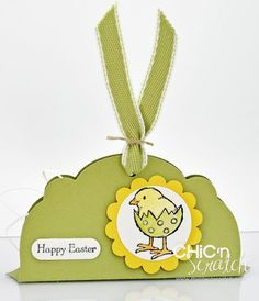 easter treat holder