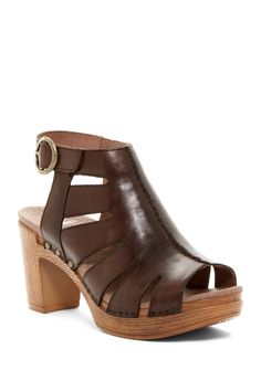 9f3889150f42 Demetra Cutout Platform Sandal by Dansko on  nordstrom rack Sandals Outfit