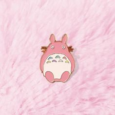 Repost @dawnowlettepins NEW PIN I've been out for the longest time But here's something to make it up to you!! Super cute Totoro in pastel I made 15 of these pastel Totoros and they're all up for grabs!! (All orders made since 28/4 have been packed and will be mailed today!) (Posted by https://bbllowwnn.com/) Tap the photo for purchase info. Follow @bbllowwnn on Instagram for the best pins & patches!