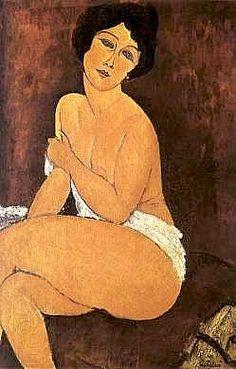 Modigliani 1917