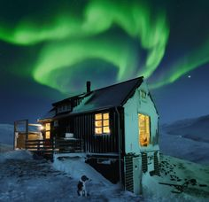 Home: This little cottage in Iceland looks so cute! Mansions are nice but I think it would be so interesting to spend a year abroad living in a cottage in a beautiful location like Iceland. I have never seen the northern lights but it's definitely on my bucket list!
