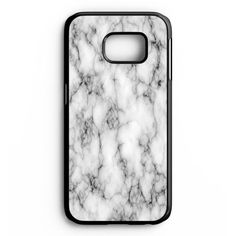 White Marble Samsung Galaxy S6 Edge Plus Case