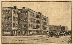 Woningen Beukelsdijk  architect L.C. van der Vlugt 1922