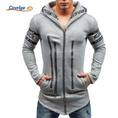 Promotion price Covrlge Spring Autumn New Arrival Men Hoodies Brand Clothing Men's Print Slim Fit Long Sleeve Hooded Coats Fashion Jacket MWW003 just only $18.97 with free shipping worldwide  #hoodiessweatshirtsformen Plese click on picture to see our special price for you