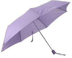Pin for Later: Heißt den Frühling willkommen mit diesen Kleidern in Pastelltönen  Samsonite Taschenschirm in Violett (40 €)