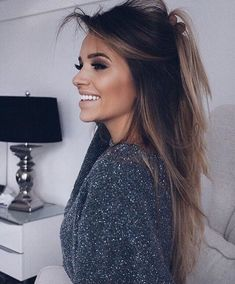 36 hair color trends you should try . - 36 hair color trends you should try … - Hair Color Balayage, Ombre Hair, Cool Hair Color, Hot Hair Colors, Hair Colour, Fall Hair, Hair Dos, Gorgeous Hair, Pretty Hairstyles