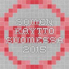 Somen käyttö Suomessa 2015