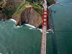 Though to be fair, this view of the Golden Gate Bridge was fairly mindblowing too by Bobbie, via Flickr