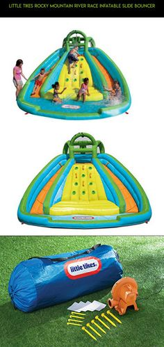 Little Tikes Rocky Mountain River Race Infatable Slide Bouncer #racing #drone #parts #camera #shopping #gadgets #slide #pools #plans #fpv #products #kit #technology #with #kids #tech