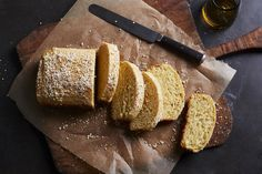 Edward Lee's Popcorn Bread recipe on Food52