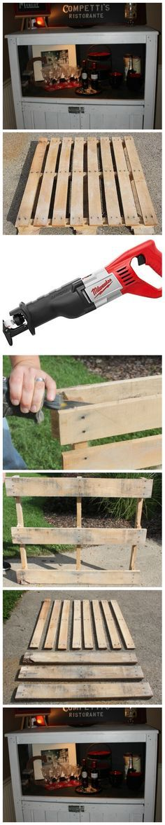 How to Disassemble A Pallet With Ease For DIY Projects