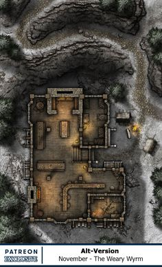 Map of the Month - Back Catalogue Dungeons And Dragons Dice, Dungeons And Dragons Homebrew, Fantasy City Map, Dark Fantasy Art, Call Of Cthulhu Game, Dnd World Map, Pathfinder Maps, Building Map, Rpg Map