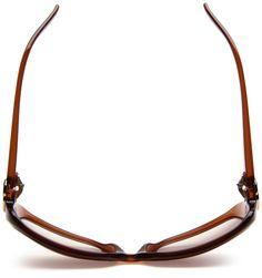 Amazon.com: Gucci GG3166/S Sunglasses-0D28 Shiny Black (3H Smoke Polarized Lens)-59mm: Gucci: Shoes