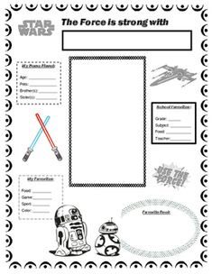 origami star wars character space door for outer space
