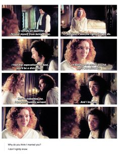 "Ross to Demelza: ""Why do you think I married you?"""