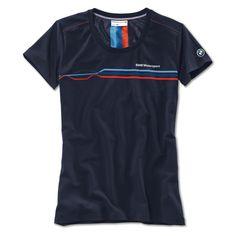 BMW Motorsport Ladies' Fashion T-shirt