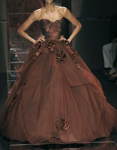 ELIE SAAB Fall 2008 Collection
