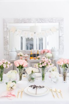 Bridal Shower Party with bed Bath & Beyond - Fashionable Hostess | Fashionable Hostess