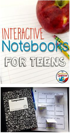 Ideas and Resources for Using Interactive Notebooks in the Classroom
