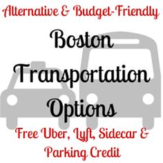 boston uber or lyft