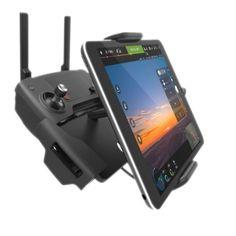 PGYTECH DJI Mavic Pro Accessoriess 7-10 Pad Mobile Phone Holder aluminum Flat Bracket tablte stander Parts RC drones quadcopter