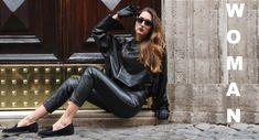 sample-3 Leather Skirt, Leather Jacket, Skirts, Jackets, Fashion, Studded Leather Jacket, Down Jackets, Moda, Skirt
