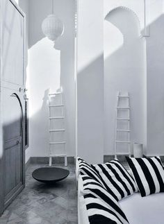 Inspiration In White: MoroccanStyle - lookslikewhite Blog - lookslikewhite