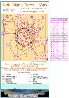 Orienteering in London - chillisauce.com