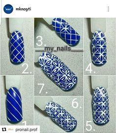 batik nailart