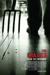 Awesome movie about a town accidently infected by military biological weapon
