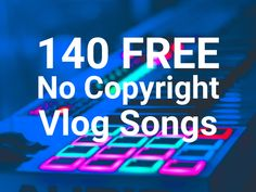 140 Free No Copyright Vlog Music Songs for Download - Tony Florida Free Music Sites, Free Music Download Sites, Free Songs, First Youtube Video Ideas, You Youtube, Happy Rock, Copyright Free Music, Audio Track, Royalty Free Music