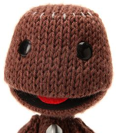 ThinkGeek :: Little Big Planet Knitted Plush