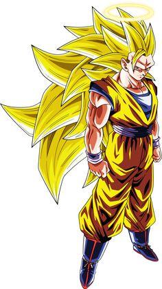 Super Saiyan 3 Goku #1 [Alt.2] by AubreiPrince