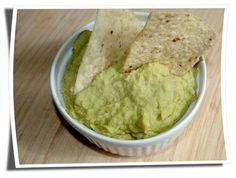 Homemade Avocado Hummus